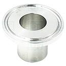 Stainless Steel 21.5mm Size Clamped Ferrule
