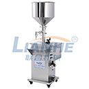 Pneumatic Semi Automatic Filling Filler Machine