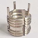 Key-Locking Screw Thread Insert Fasteners