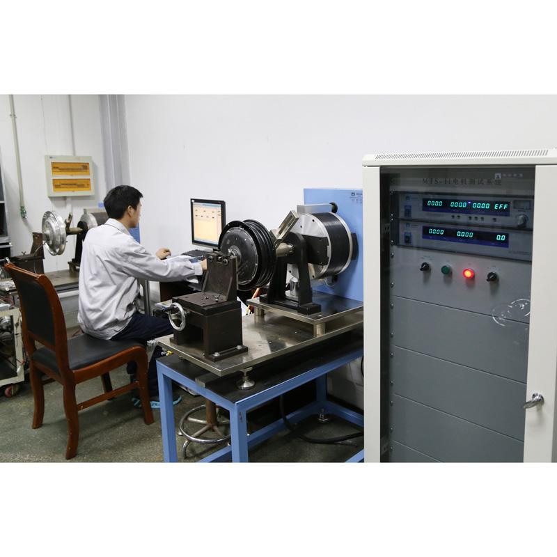 Controller Motor Testing Equipment Zhejiang Luyuan Electric Vehicle Co Ltd