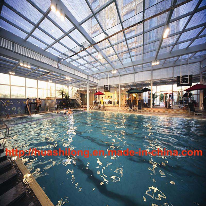 Swimming Pool Ceiling