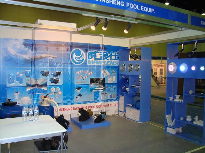 Bulletin board guangdong liansheng swimming pool spa for Pool and spa show dubai