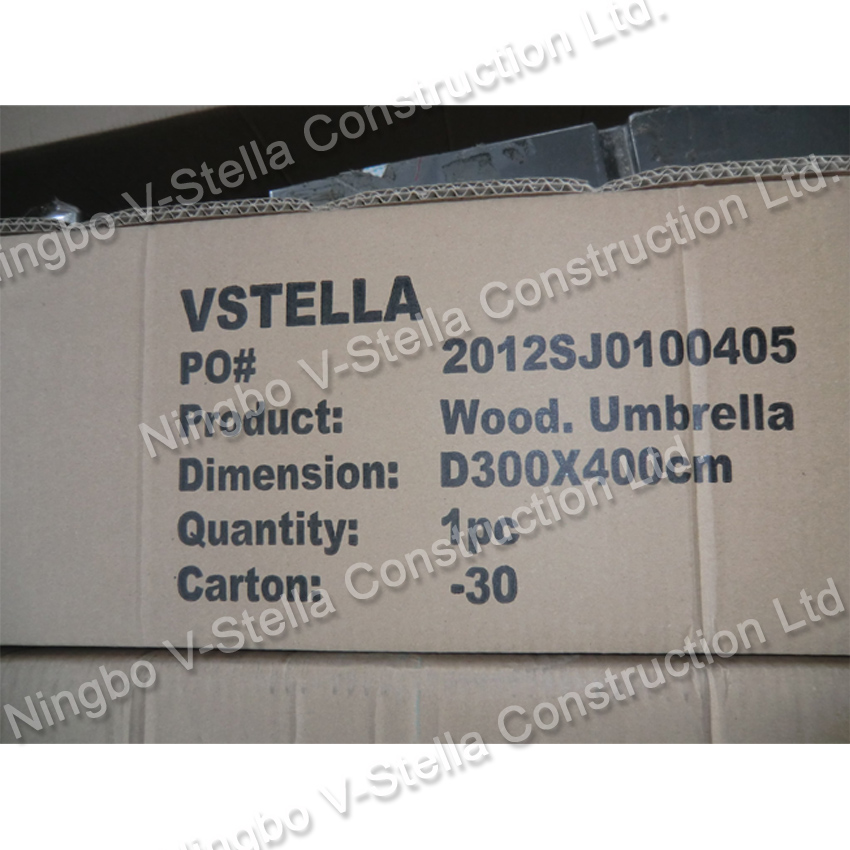 Shipping Mark Ningbo V Stella Furniture Co Ltd