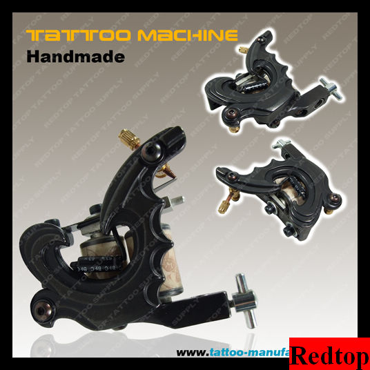 Name : Handmade Tattoo machine • item No: RT-TM6037 • Brand: Redtop