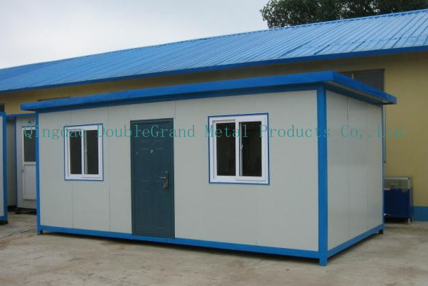 Prefabricated Container House Qingdao Doublegrand Metal