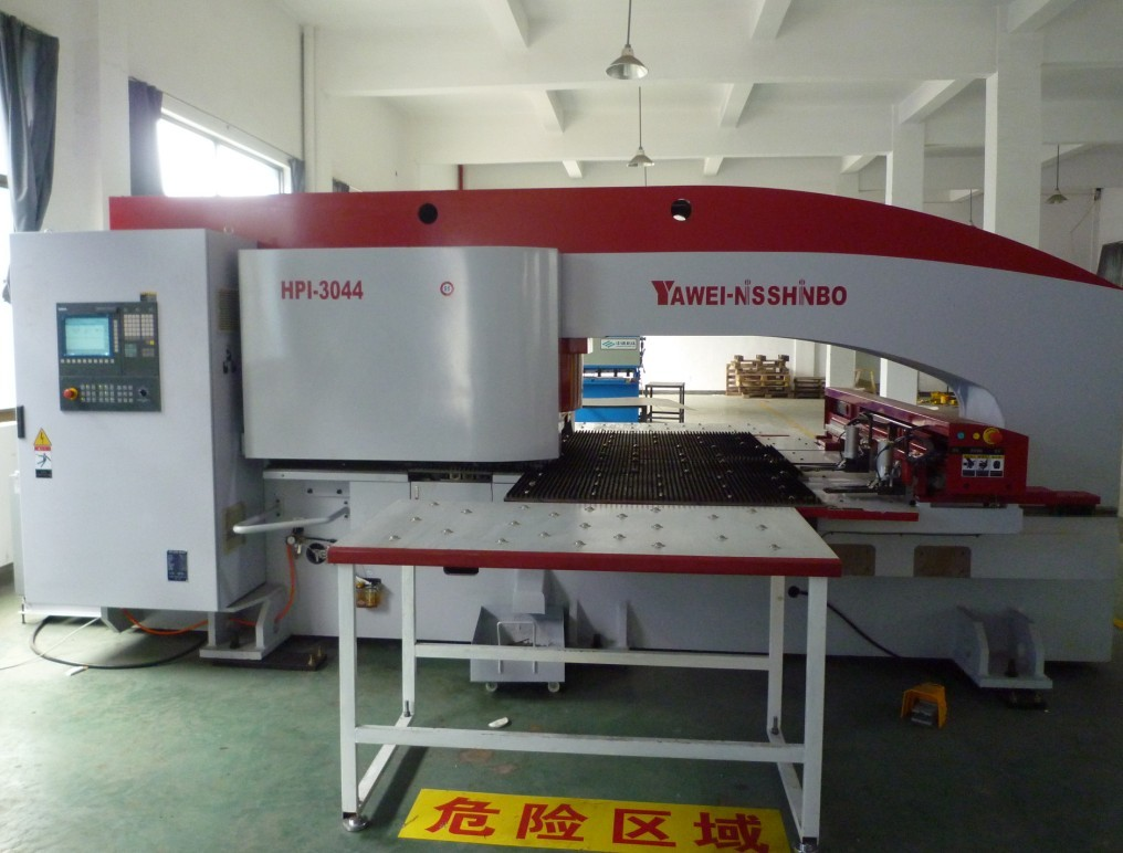 Cnc punching machine aug 12 2010