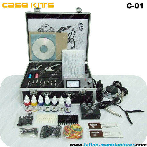 Tattoo Machine Kit C-01