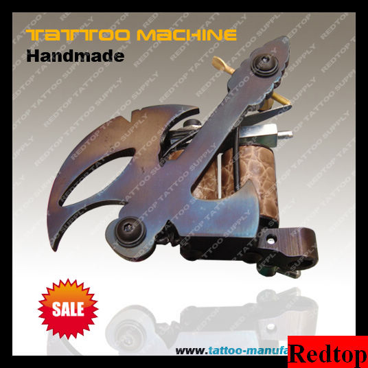 Top Grade Handmade Tattoo Machine < $21.5, Rt-TM6034,Shader >