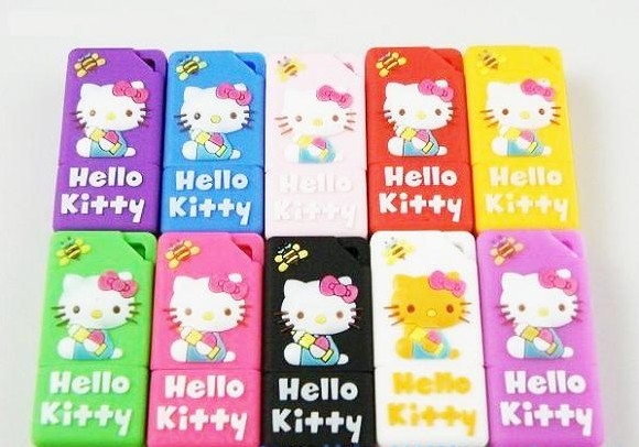 Hello Kitty USB Flash Drive [Mar 15,2010]