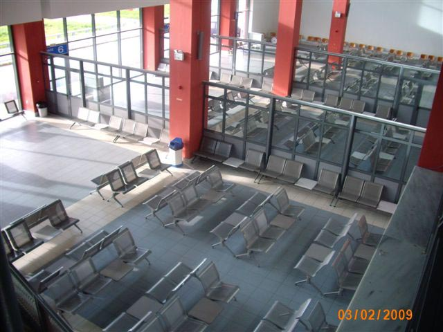 Waiting area seating project image
