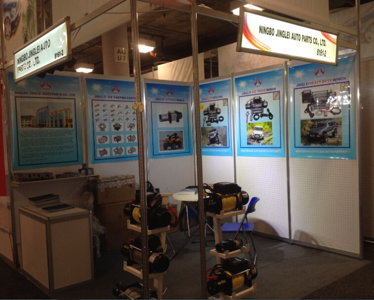 Trade Show Booth Number : Las vegas aapex booth number ningbo jinglei
