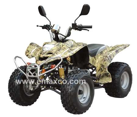 Yamaha 110cc ATV Picture Design
