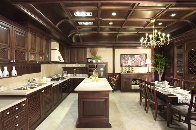 Wood Kitchen Cabinet Showroom Hangzhou Huierbang Kitchen Co Ltd