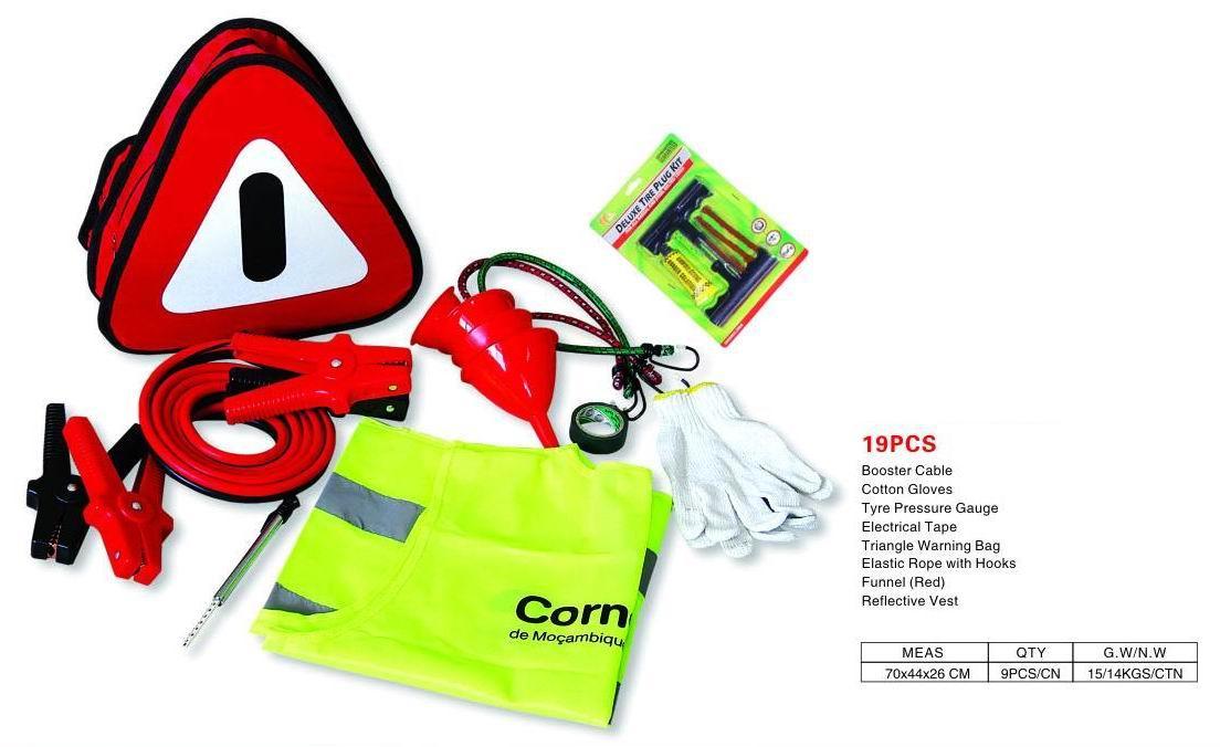 Vehicle Safety Kits