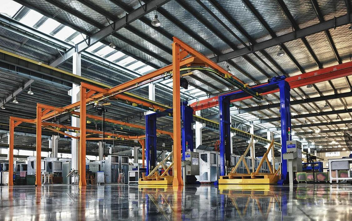 Switchgear production line ningbo tianan group co ltd for Production builder