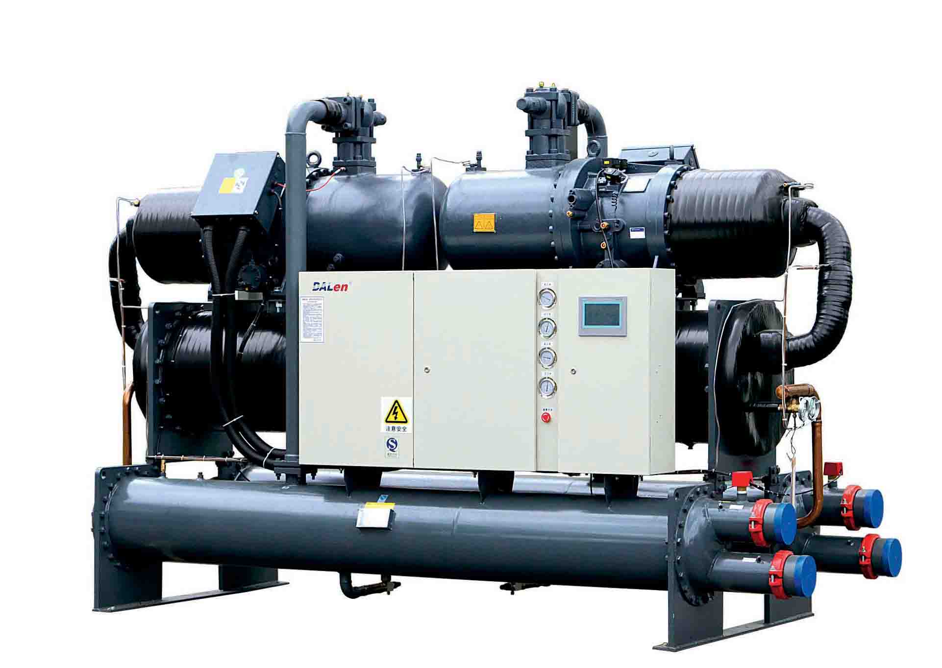 SCREW COMPRESSOR CHILLER Chiller Systems #762E26