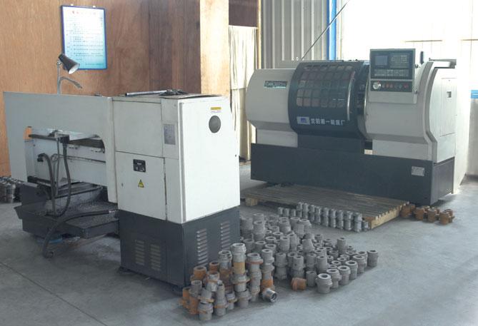 Qingdao Yongqiang-Burt Woodworking Machinery Co. Ltd -Machining CNC ...