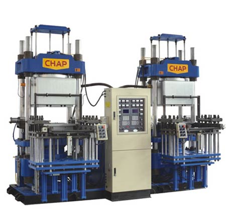 xxx machines. We have 13 sets of the most advanced compression molding ...