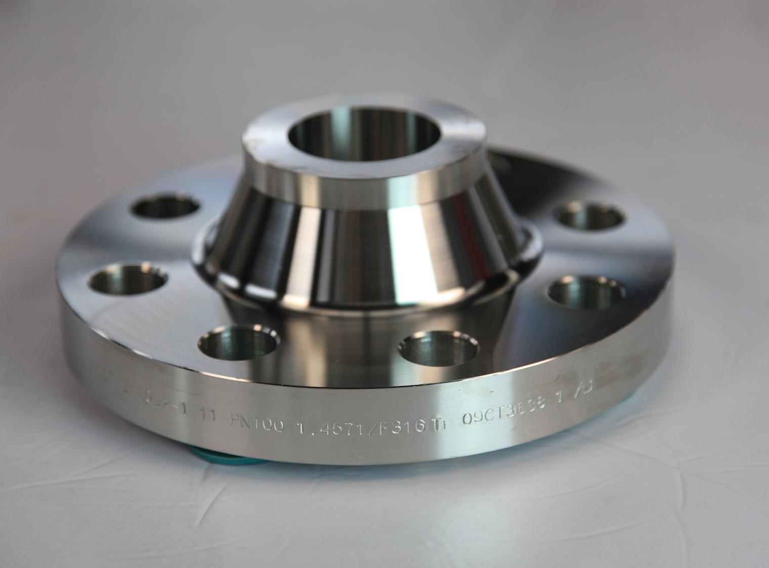 Welding neck flange wn forged stainless steel