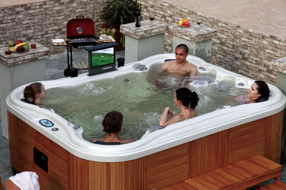 8butterfly spa 568 guangzhou j j sanitary ware co ltd for Dimensiones jacuzzi 2 personas