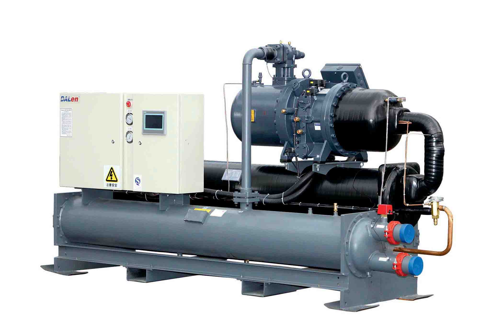 SCREW CHILLER COMPRESSOR Chiller Systems #1474B7