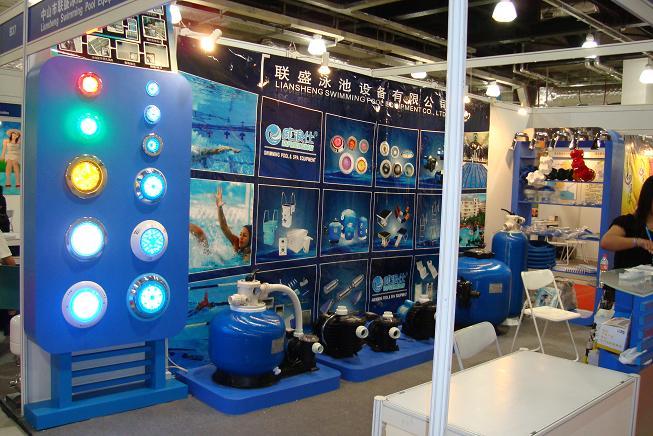 Bulletin board guangdong liansheng swimming pool spa for Pool and spa expo