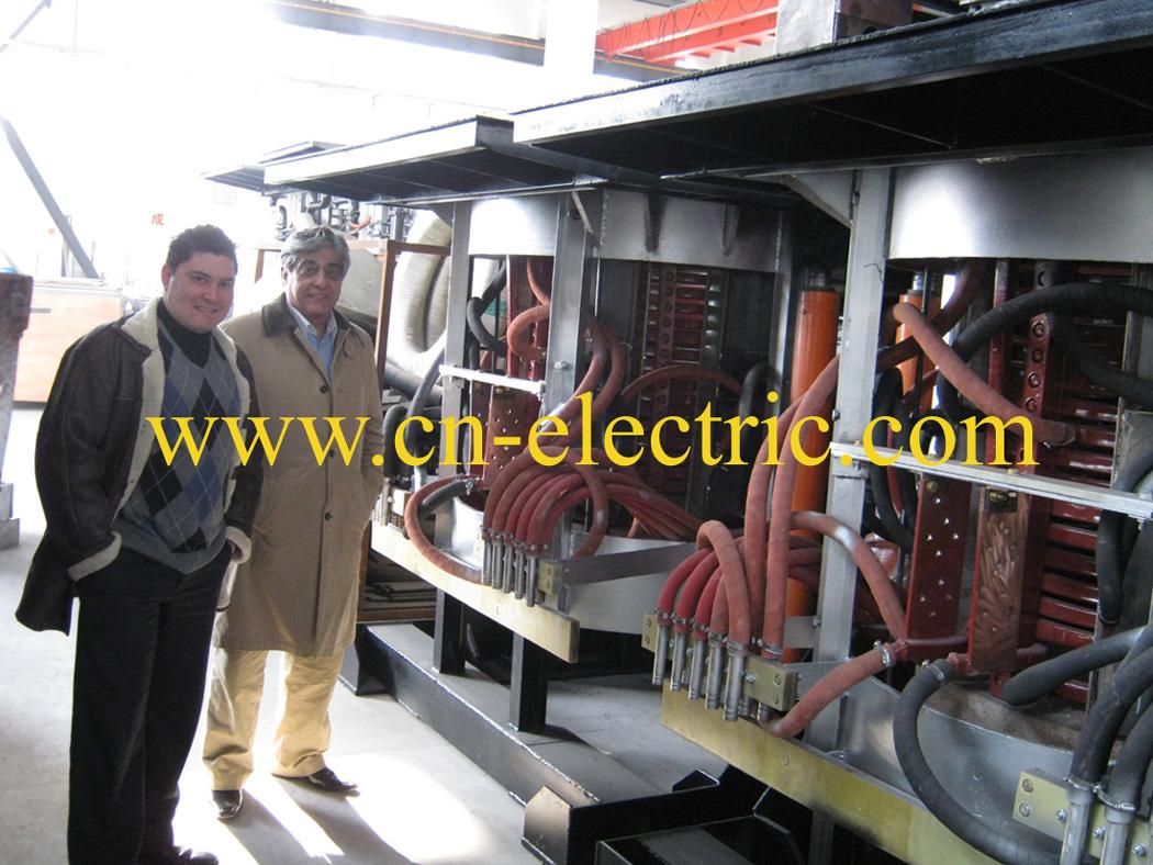 1 5ton Induction Furnace To Mashhad Iran Shanghai