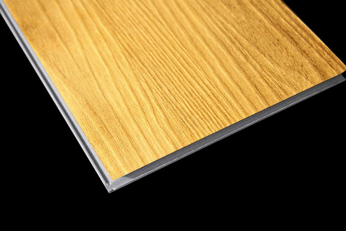rumah lantai kayu laminated