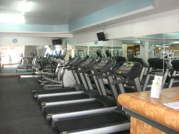 fitness clubs, hotels, spas, rehabilitation centers, corporate gyms