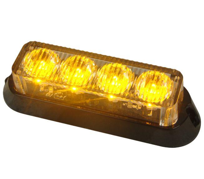 led strobe warning light sl620 amber zhejiang golddeer security. Black Bedroom Furniture Sets. Home Design Ideas