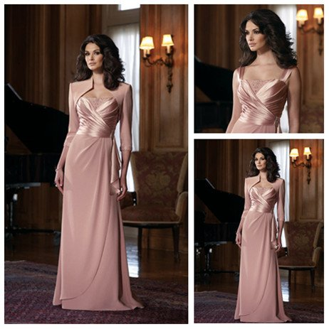 Chiffon Dress on Dress Chiffon With Jacket  Ch2003    Suzhou Epairs Wedding Dress Co