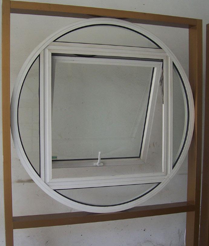 China Upvc Window Aluminium M Window Shutter Supplier