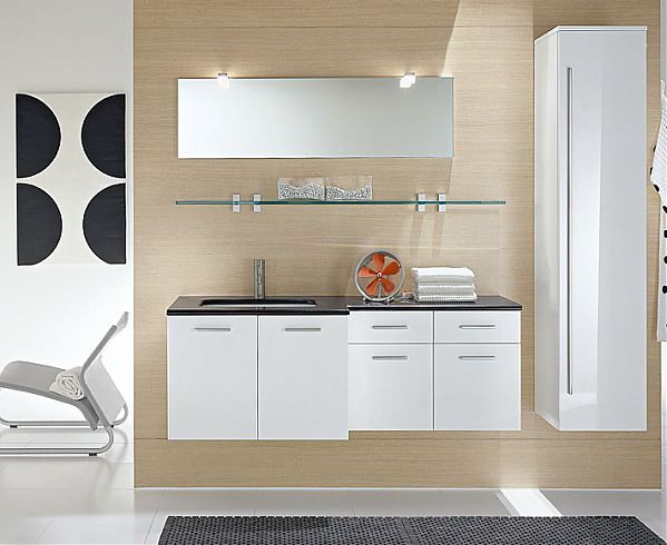 Made to order bathroom cabinets - Bathroom Vanity New Design N851 Foshan Ooee Sanitary