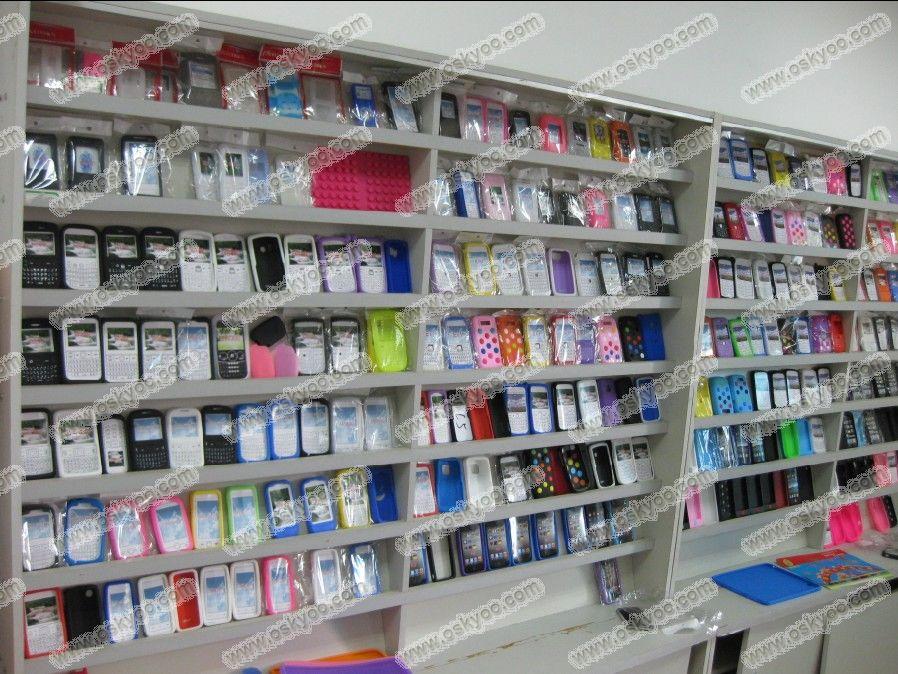 showroom silicone mobile phone case shenzhen oskyoo. Black Bedroom Furniture Sets. Home Design Ideas