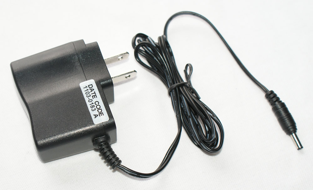 Battery charger 2011