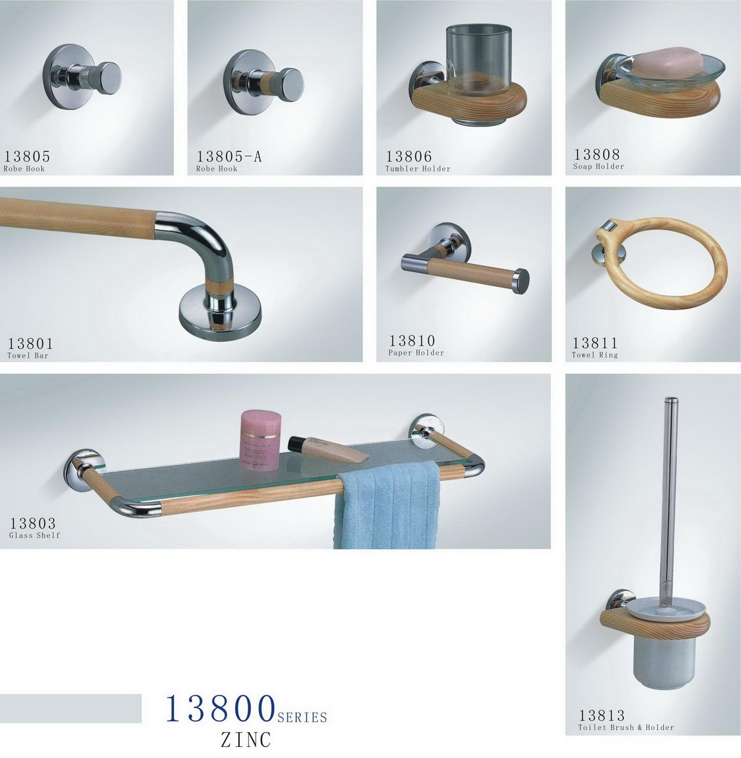 Bathroom Accessories 13800 Series - Wenzhou Range Mova Hardware Co ...