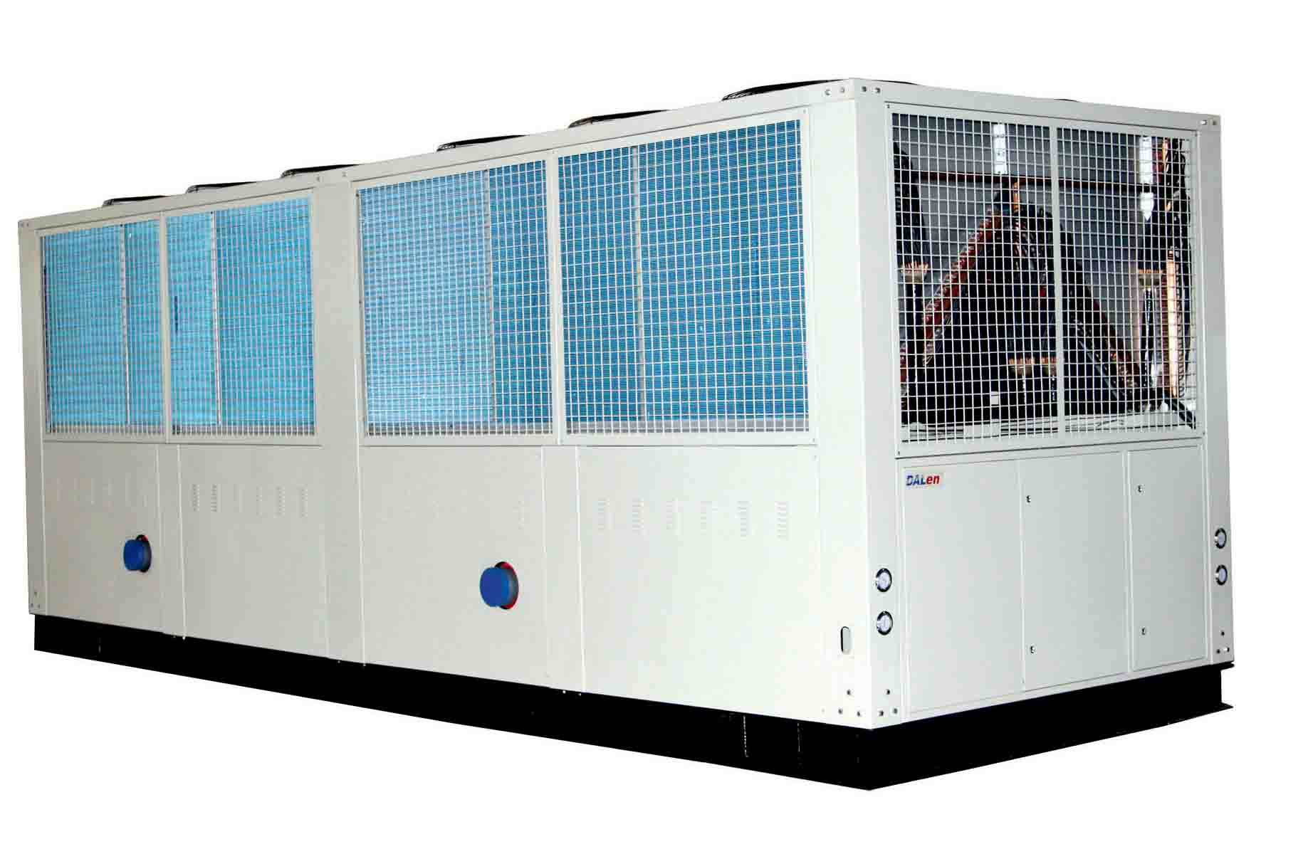 CE Air Cooled Screw (Heat Pump) Chiller (Double Compressors) [Jun 10  #3B7690
