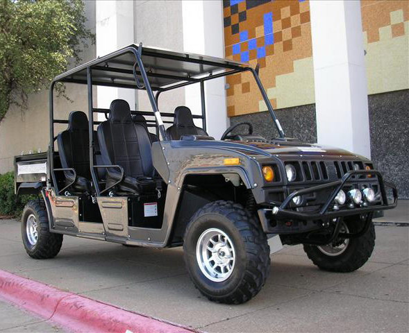 800cc 4X4 UTV with 4 seater