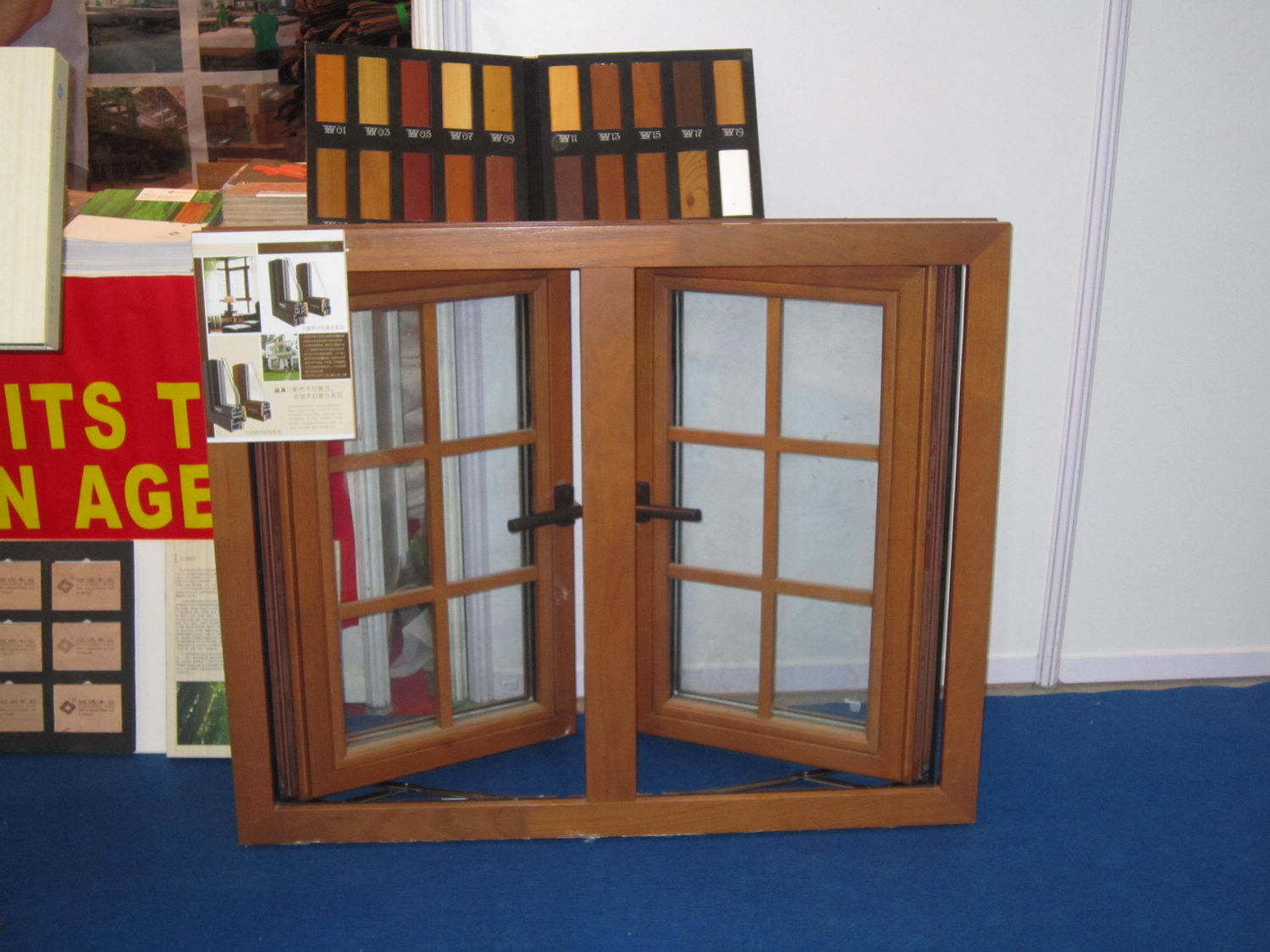 Wood Doors and Windows Design