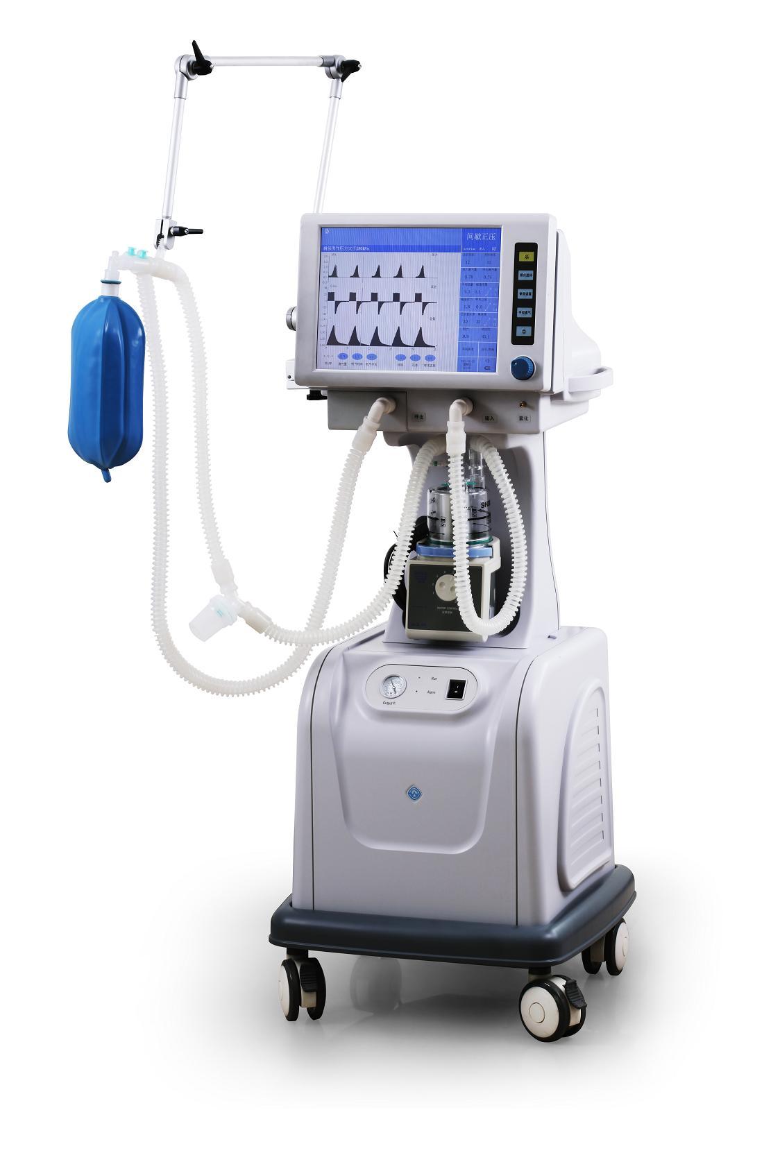 ICU Ventilator CWH 3010A  Shenzhen Chenwei Electronic Co , Ltd