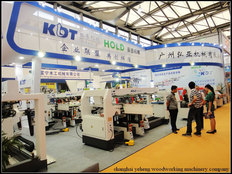 Woodworking Machinery Show China | Simple Woodworking Project