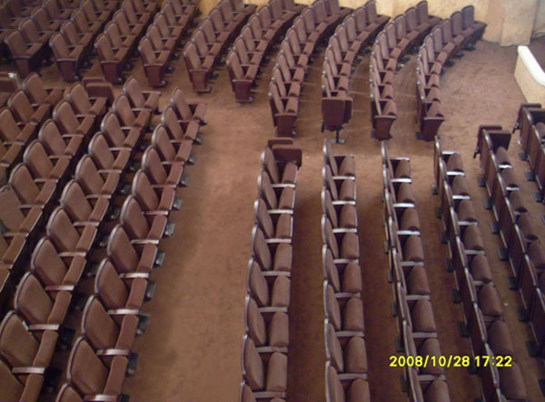 Theatre seating project image