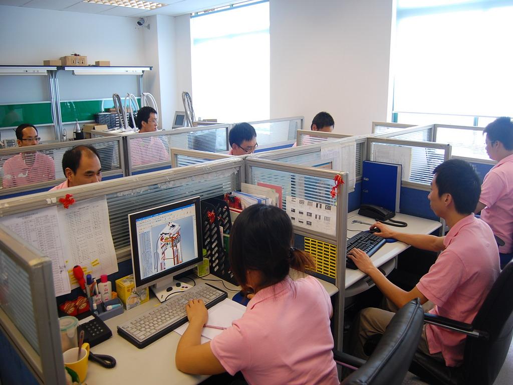 Office photo r d department shanghai apolo medical technology co ltd - Office photo ...
