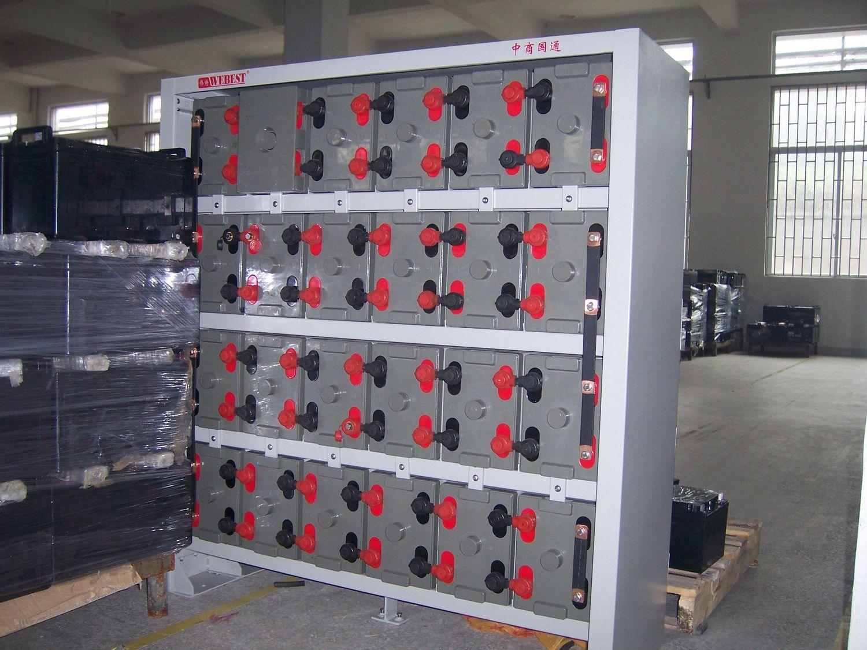 Lead Acid Batteries Rack Mca Battery Manufacture Co Ltd