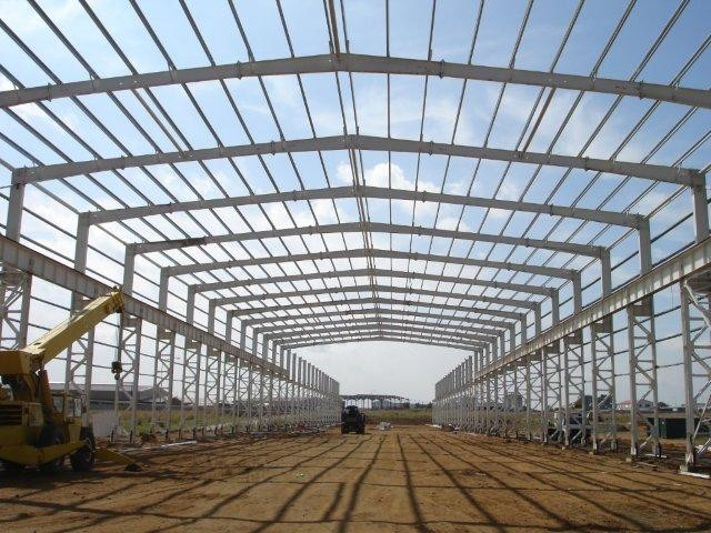 Steel Structure WorkshopIndustrial Buildings