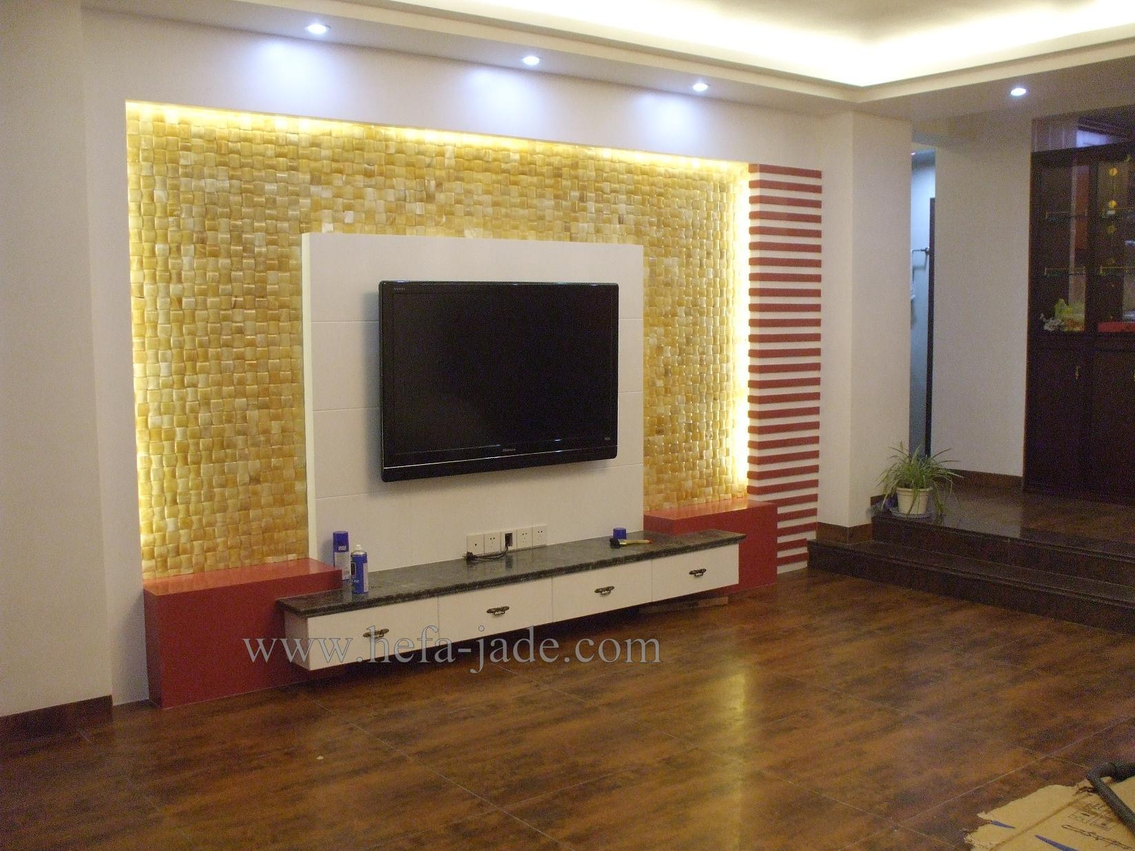 TV Background Wall Decorationjpg 16482151236 Living  : TV Background Wall Decoration from www.pinterest.com size 1648 x 1236 jpeg 266kB