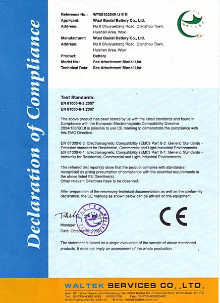 certificate for employee