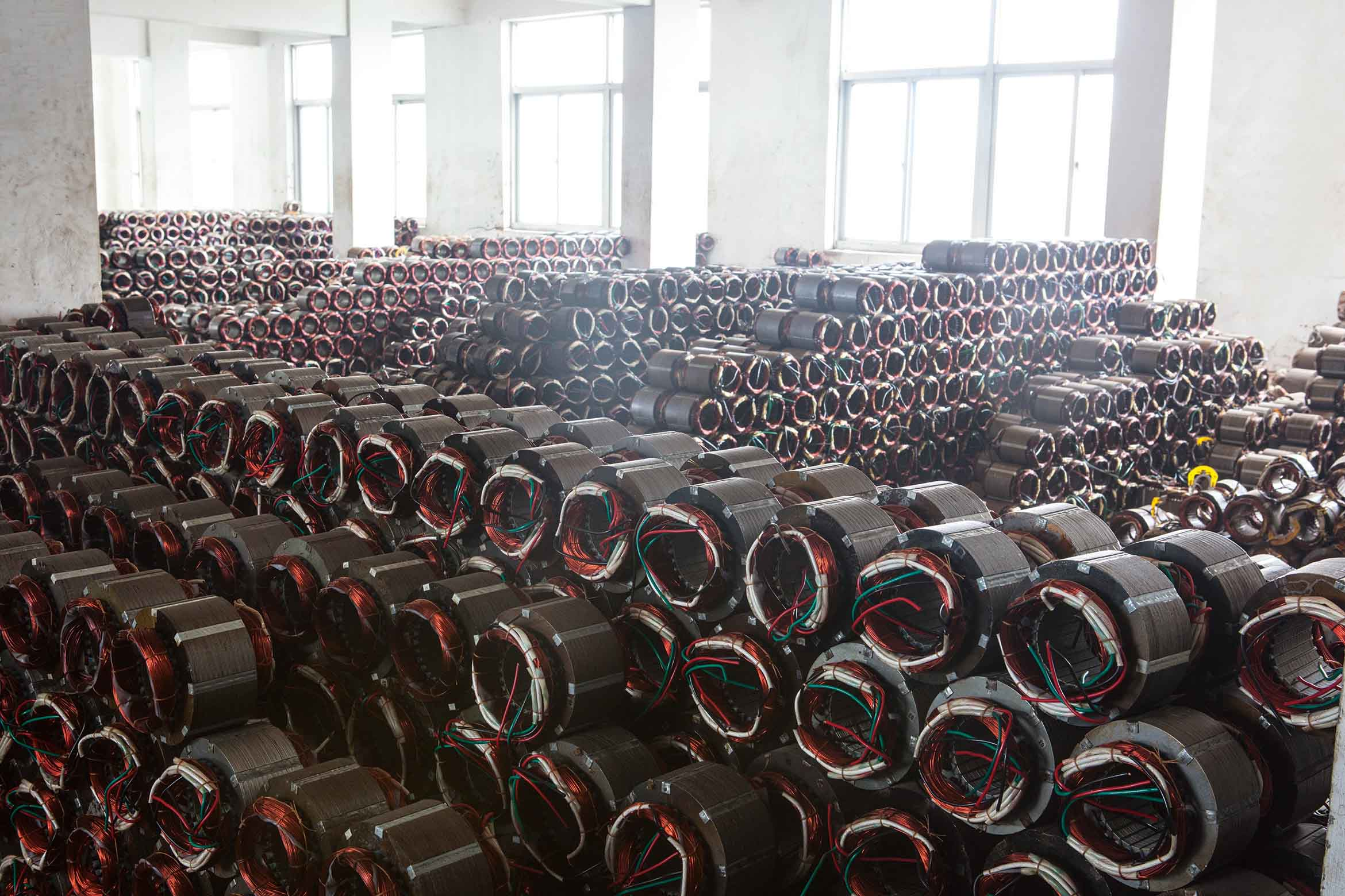 Zhejiang Yachan Electrical Machinery Co., Ltd.