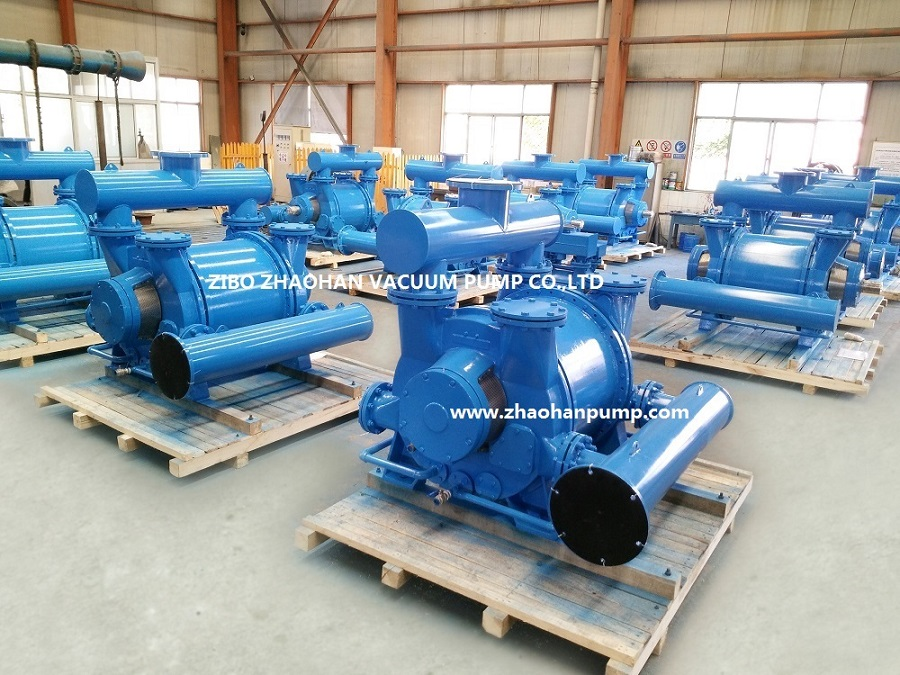 Zibo Zhaohan Vacuum Pump Co., Ltd.