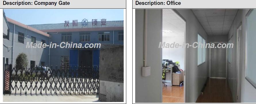 Ningbo Dongqian Lake Resort Hengda Die Casting Lock Factory